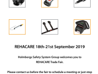 Invitation letter Rehacare 2019